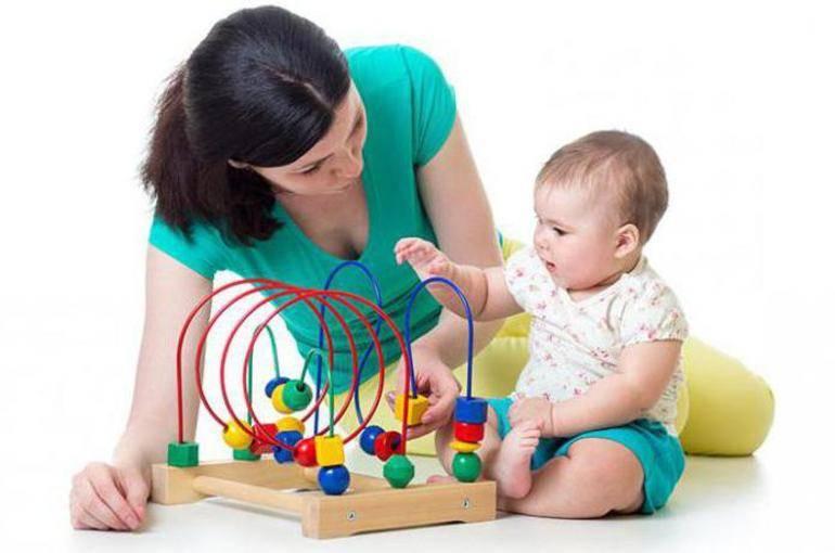 Как развивать ребенка в 6 месяцев: игры, развивающие занятия (видео) | учимся, играя | vpolozhenii.com