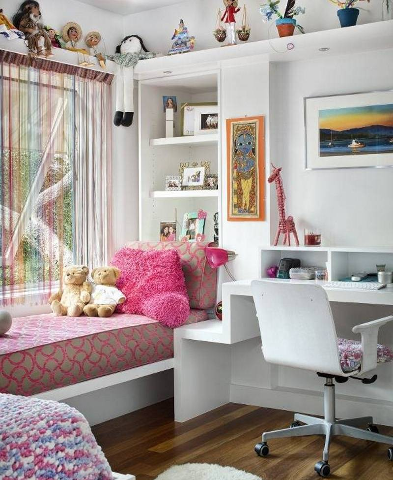 Оформление комнаты для девочки подростка 12 лет