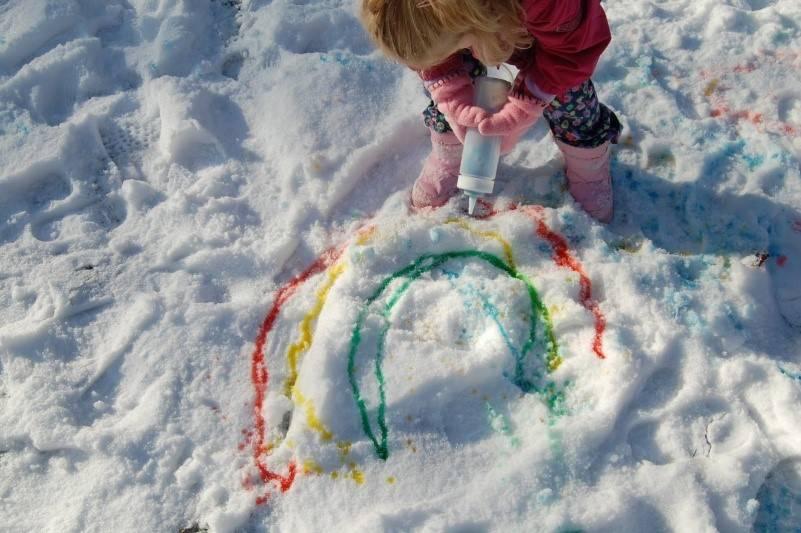 Где отдохнуть с детьми зимой