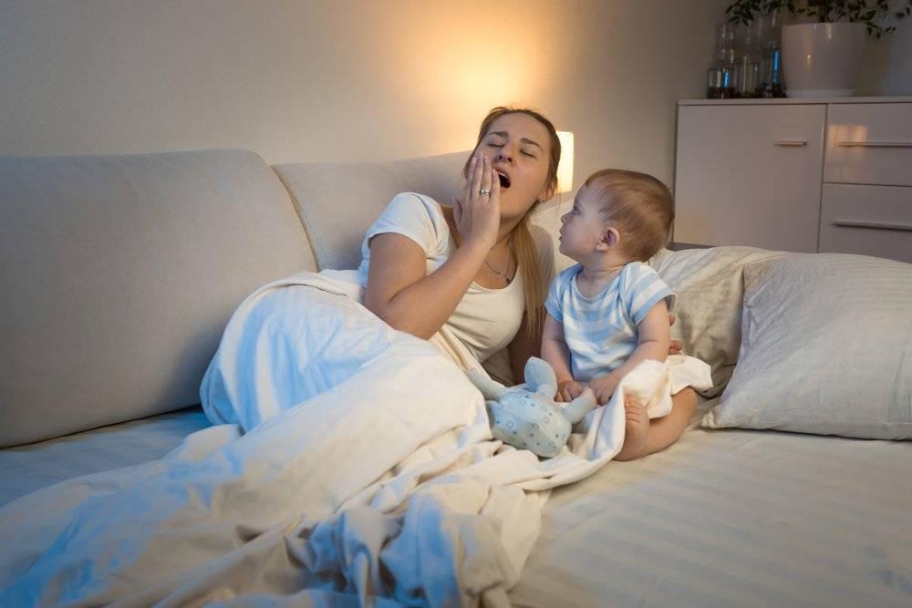 Кто может помочь молодой маме?