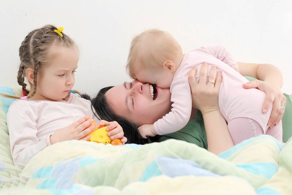 Как воспитывать подростка, если в семье появился малыш - подростки