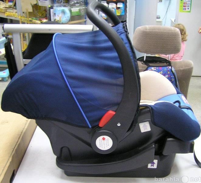 Автолюлька для новорожденного: комфорт и безопасность