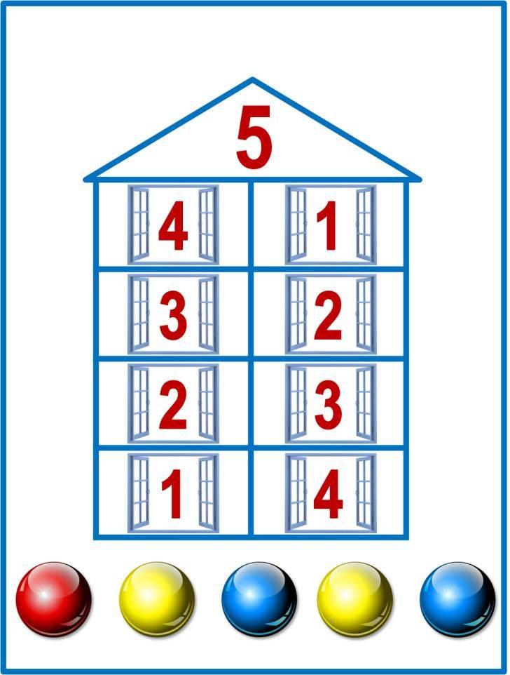 Учимся считать до 5: как правильно учить ребенка счету?