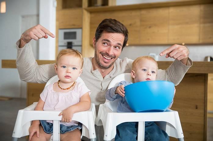 Воспитание близнецов и двойняшек: особо ответственное задание