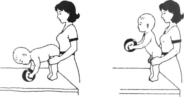 Как и когда учить ребенка сидеть самостоятельно? стимулирующие упражнения