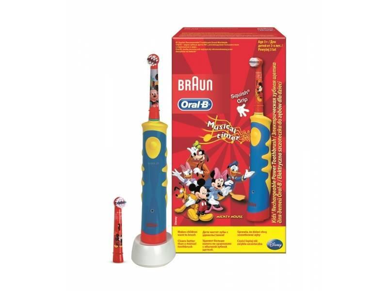 Детская электрическая зубная щетка — купить электрическую зубную щетку для детей в москве